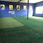 Тренировочная площадка для собак